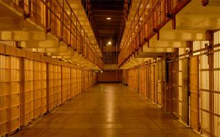 Alcatraz Prison Cells