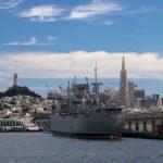 Catamaran Sail San Francisco Tours