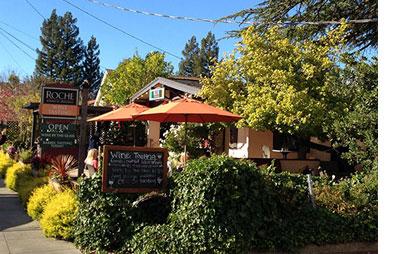 Roche Winery Sonoma Tours